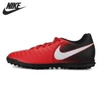 Original New Arrival 2017 NIKE TIEMPOX RIO IV TF Men S Football Shoes Sneakers