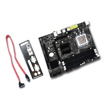 Socket 771/ 775 Practical Desktop Computer Mainboard For Intel P45 Supports 4 Slots DDR2 800 Dual Channel Motherboard