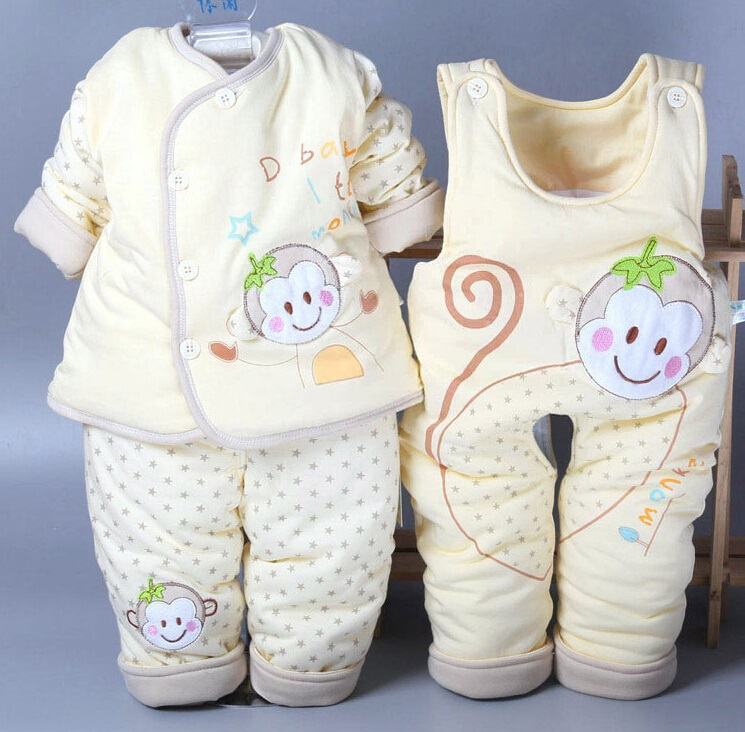 Best Selling Newborn Baby Girl Winter Clothes For Baby Boy Clothing
