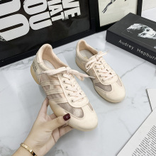 Luxury Women Shoes Flats Mesh Breathable Fashion Sneakers 2019 Summer New Shoes Woman Platform Shoes Casual Lace-Up Non-slip luxury 2019 flats shoes woman flat platform women casual shoes fashion sneakers lace up slip on breathable brand ladies shoes