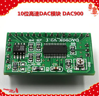 DAC DA moduł 10 Bit szybki DAC 900 moduł maksymalna szybkość konwersji 165 MSPS w Części do klimatyzatorów od AGD na