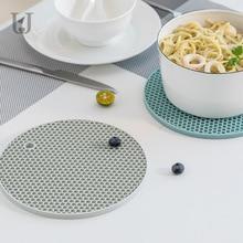 Youpin Jordan & Judy Beahive Dubbelzijdig Dineren Mat Keuken Anti Iron Placemat Kom Cup Mat Antislip zachte Mat