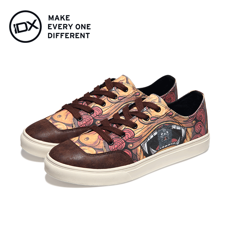 Idx Exorcisme Confortable Chaussures Mode Femme Graffiti De D'origine rrwxWR5q4d