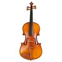 Handmade Beginner Violin 4 4 3 4 1 2 1 4 1 8 Acoustic Solid Wood