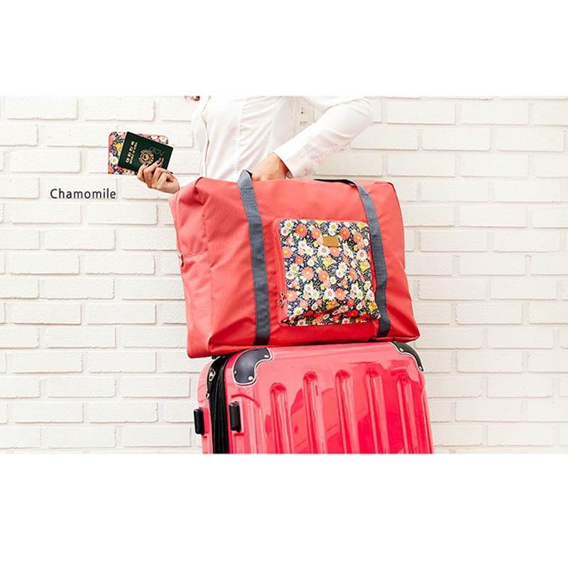 New Arrival Travel WaterProof Unisex Travel Handbags Women Luggage Travel Bag Large Capacity Bag Folding Bags