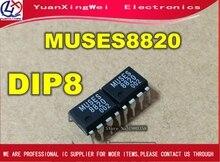 1PCS nuovo Originale MUSE 8820 MUSES8820 Dual OP amp per Laggiornamento AK4490 DAC, Trasporto libero