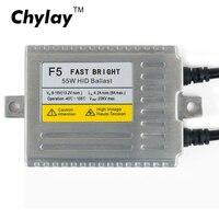 1pc 55W Fast Bright F5 Digital Conversion Ballast Hid Ballast 12v 55w