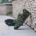 2016 новый большой пустыне цифровой камуфляж военная обувь дышащая большой размер мужчины размер 36 ~ 48 повседневная обувь бесплатно доставка