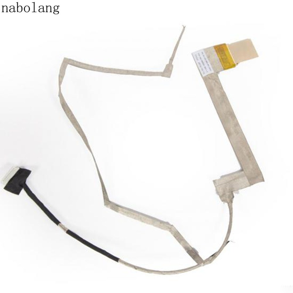 New LCD Flex Video Cable replacement parts for ASUS K52 A52 X52 K52D K52J K52F K52N X52F Laptop Screen Cable new laptop cable for asus k52 k52d k52j k52f k52n k52jr a52n a52j x52 x52f lcd with mic version 1 pn 1422 00rl000