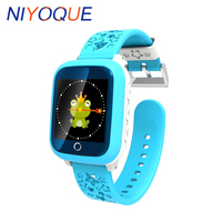 DS28 Kids Smart Watch with GPS/GSM Triple Positioning GPRS Real time Monitoring two Way Call SOS For Child/Children