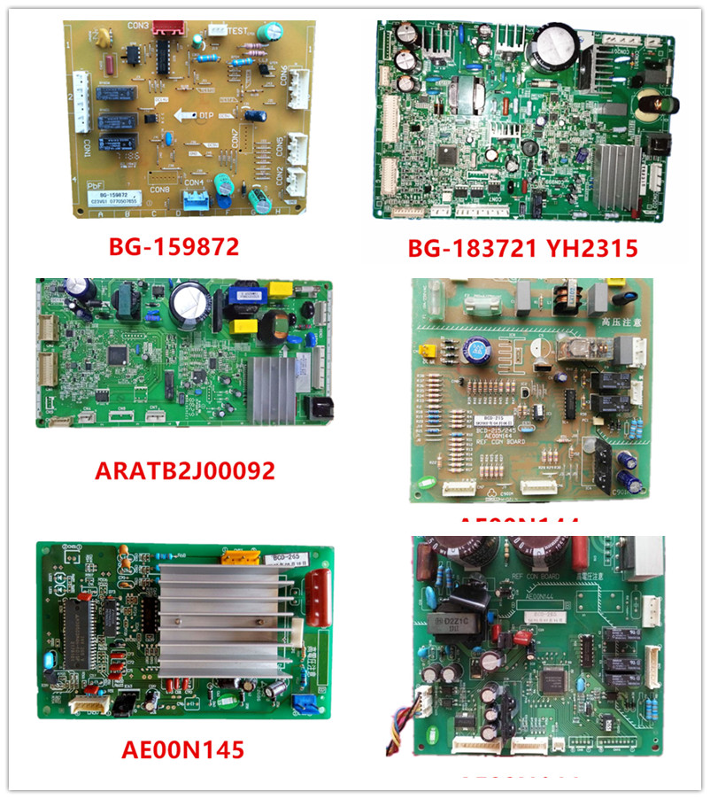 BG-159872| BG-183721 YH2315| ARATB2J00092| BCD-215/245 AE00N144| AE00N145| AE00N144 Good Working Used