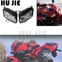 Motorcycle Black Headlight Head Light Lamp For 2007 2012 Honda CBR600RR CBR 600RR CBR 600 RR 2008 2009 2010