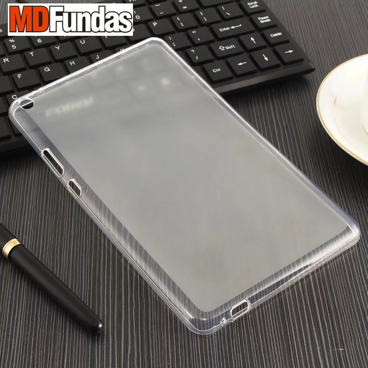 MDFUNDAS Case For Huawei MediaPad T3 8.0 KOB-L09 KOB-W09 Ultra Thin Dirty Transparent TPU Tablet PC shell For Huawei T3 Cover for huawei mediapad t3 8 0 kob l09 kob w09 case ultra thin design case tpu silicone transparent matte cover honor juego pad 2 8