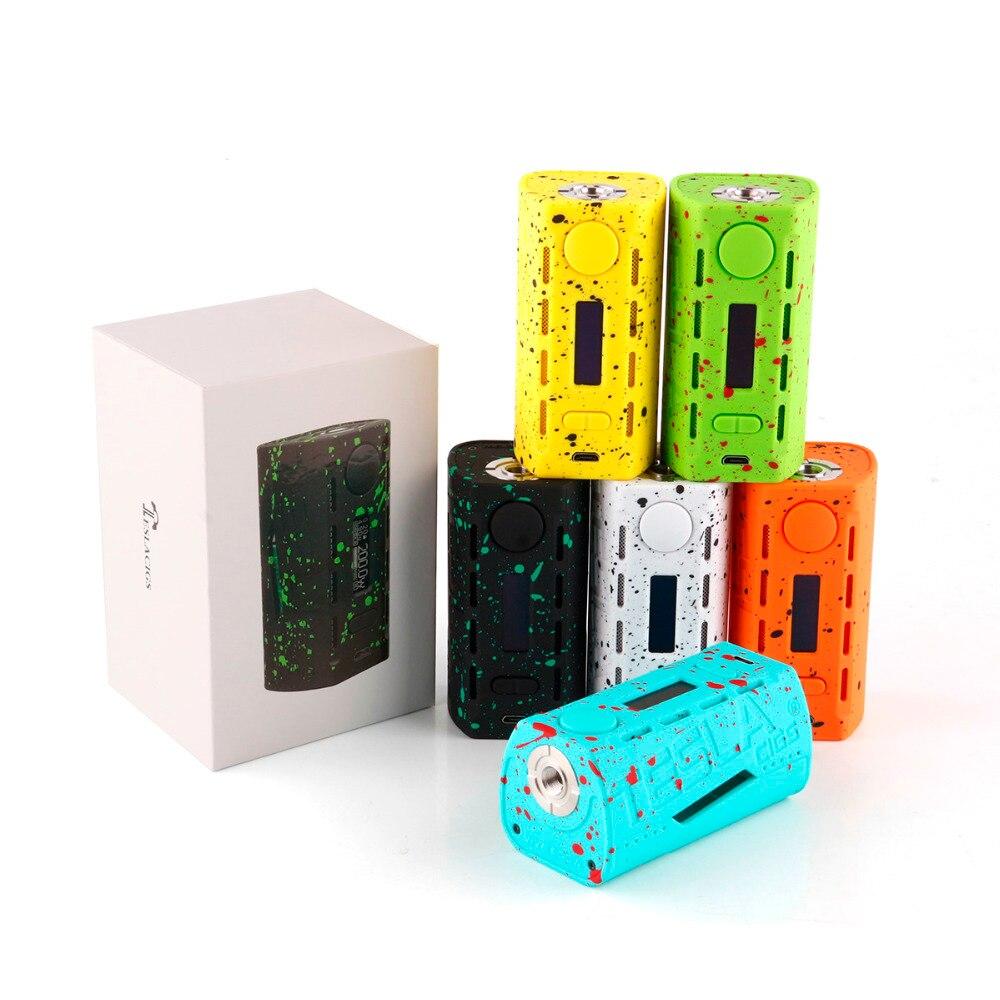 TESLACIGS Tesla WYE 200 W กล่อง Mod Vaporizer ไอน้ำ Hookah อิเล็กทรอนิกส์ WYE Mod 2 pcs NCR18650B 18650 แบตเตอรี่ภายใน-ใน ชุดบุหรี่ไฟฟ้า จาก อุปกรณ์อิเล็กทรอนิกส์ บน AliExpress - 11.11_สิบเอ็ด สิบเอ็ดวันคนโสด 1