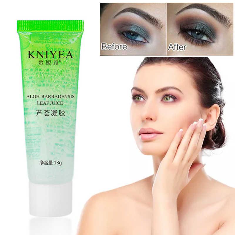 ترطيب مكافحة الشيخوخة سطع الجلد سهلة لارتداء الوجه قناع مرطب للجسم العناية بالبشرة كريم الطبيعي 100% الألوة فيرا هلام الوجه TSLM1