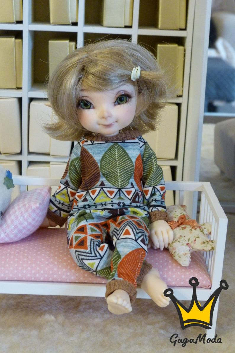 Stenzhorn Bambola BJD 1/7 bambola Bambola Congiunta di Trasporto Occhi-in Bambole da Giocattoli e hobby su  Gruppo 1