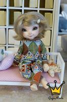 stenzhorn BJD Doll 1/7 doll Joint Doll Free Eyes