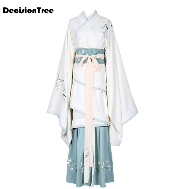 2019 new qing dynasty empress costume design delicate embroidery hanfu for latest tv play ruyi's royal love