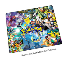 pokemon mouse pad Colourful gaming mousepad gamer mouse mat pad game computer Gorgeous desk padmouse laptop large play mats
