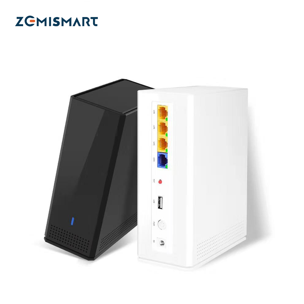 Smart Home Gigabit Mesh Wireless Router For Whole WiFi Coverage Dual Band WAN Port Wireless Data