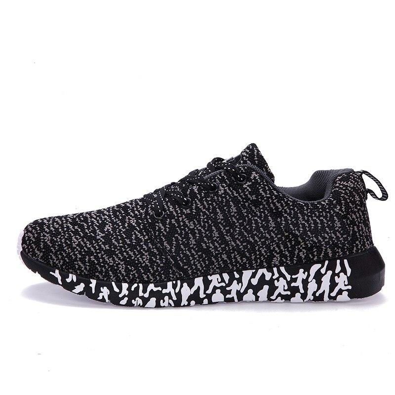 Men's Woven Light Sneakers  2