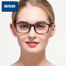 Sale TR90 Anti Computer Blue Laser Fatigue Radiation-resistant Eyeglasses Goggles Glasses Frame Oculos de grau 9219