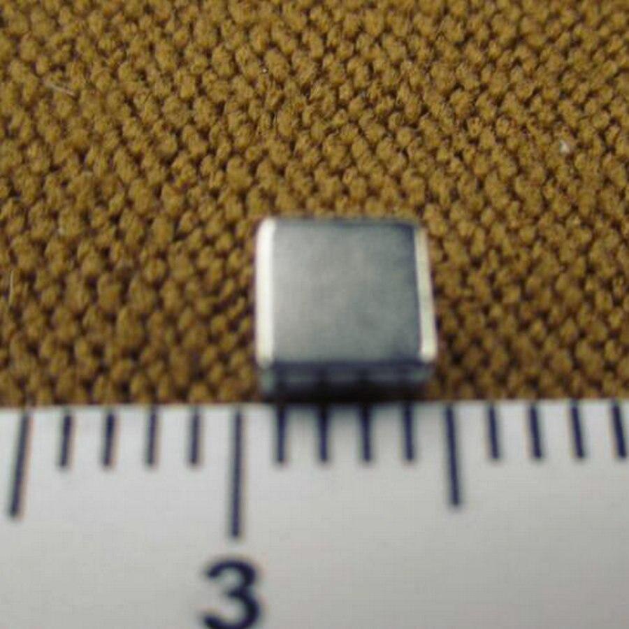 Free shipping wholesale 100pcs Strong mini block 4x4x3mm  Rare Earth NdFeB Cuboid neodymium Magnet