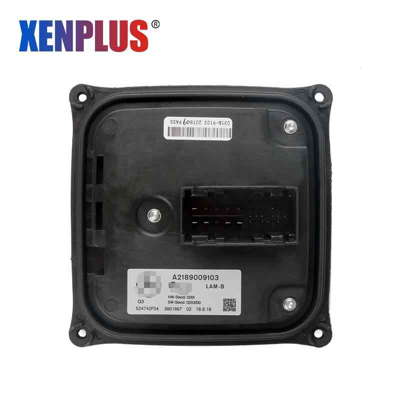 XENPLUS Hight Quality Headlight Computer Control Unit A2189000002 A2189009901 Led Module A2189009103 2189009103 for Mercedes