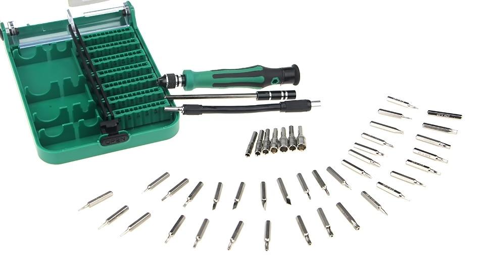Magnetic 45in1 Precision Screwdriver Set