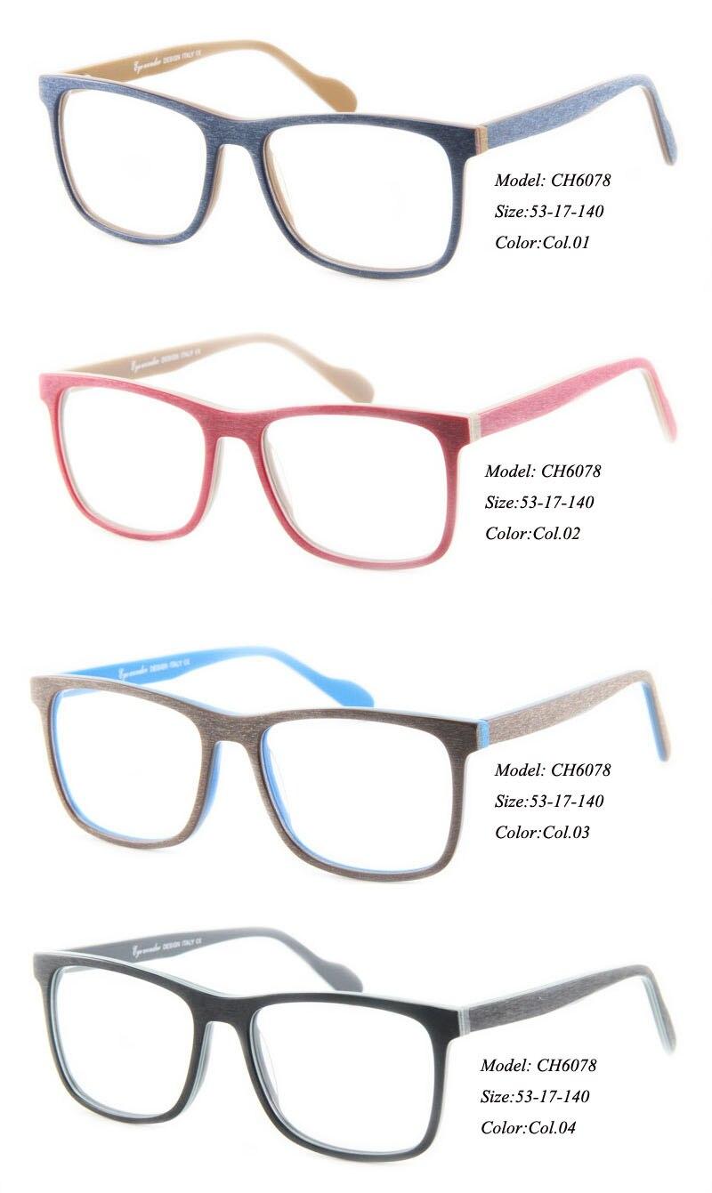 Eye wonder Wholesale Eyewear by Lots Europe and American Woodenlike ...