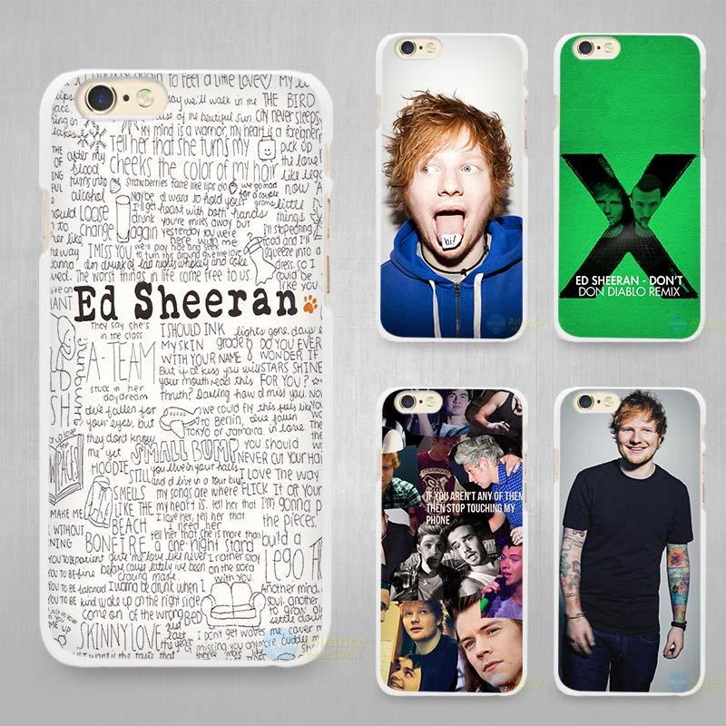ed sheeran iphone 8 case