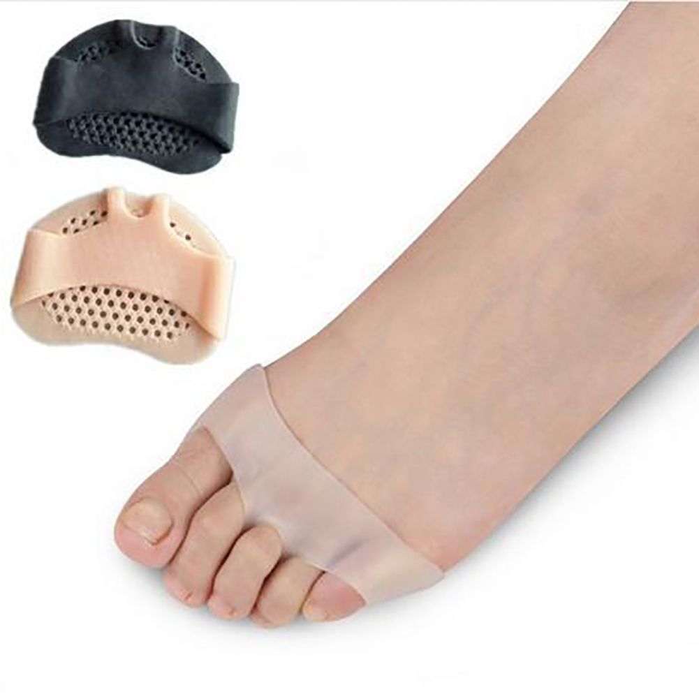 High Heel Shoe-Pad Forefoot Silicone Insole Cushion Non-Slip Insoles Foot Care