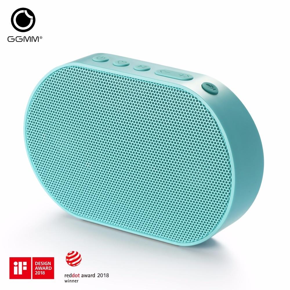 GGMM E2 колонка Bluetooth блютуз колонка Портативный Динамик Bluetooth Динамик мини WI-FI Беспроводной Динамик Саундбар работать с Amazon Alexa плеер