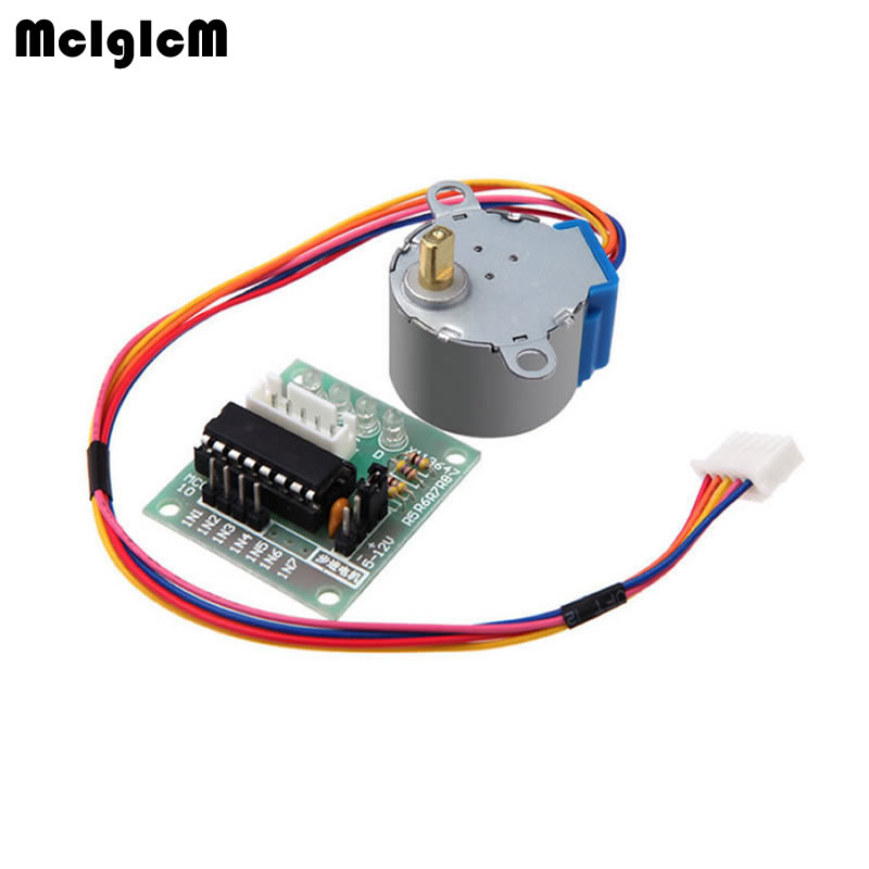MCIGICM 20 sets 5V 4 Phase Stepper Step Motor Driver Board ULN2003 with drive Test Module