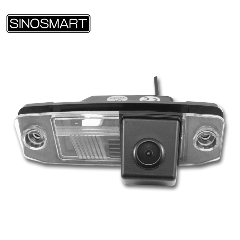 SINOSMART Car-Parking-Camera Number-Plate In-Stock Kia K3 Firm-Installation Sportage