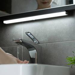 10 Светодиодная лампа в шкаф датчик движения ночник с магнитной полосой ALI88