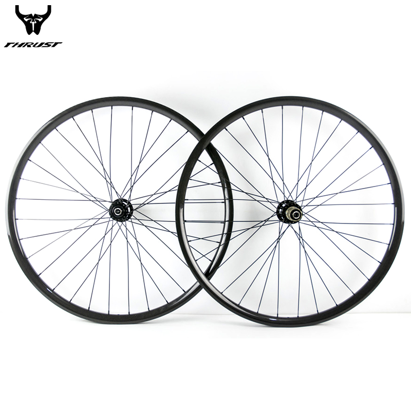 Mountain Bike Bicycle Carbon Wheels mtb 29er 27.5er Width 27mm 30mm 35mm 40mm 45mm Disc Brake Bicycle Rim Wheelset 24H 28H 32H fastace straight pull mountain bike 26 carbon wheels 24 5 25mm mtb bicycle wheels 26 inch chincher disc brake mountain wheelset