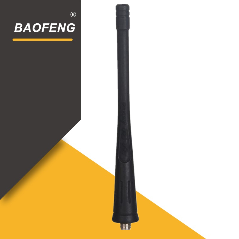 100% Original Baofeng Walkie Talkie Ham HF Antenna SMA-F UHF/VHF For Two Way Radio Baofeng UV-5R BF-888S Ham Radio Antennas