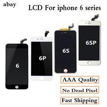 Высокое качество ЖК-экран для iphone 6 6s плюс дигитайзер для ЖК-дисплея замена без битых пикселей дисплей для iphone 6s 100% Протестировано