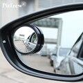 Universal Retrovisor Espelhos Cegos 2-PCS Qualidade Premium 2 Polegada Vara Car Veículos Espelho Blind Spot Auto RearView Espelho & Covers