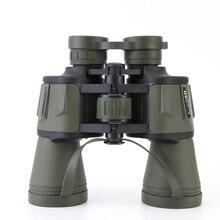 Высокие раз 20X50 HD водонепроницаемый портативный бинокль телескоп новый охотничий туризм оптический спорта на открытом воздухе окуляр телескопа