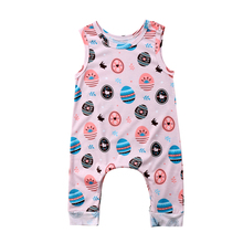 Buy easter gifts toddlers and get free shipping on aliexpress newborn baby boy girls easter gift romper outfit playsuit clothes print infant toddler girl boys rompers negle Image collections