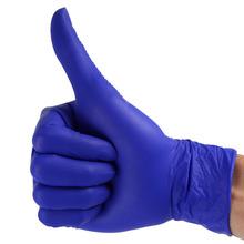 Set Disposable Nitrile Rubber Gloves for Home