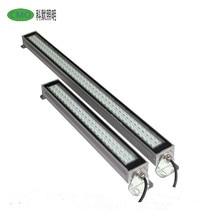 De alta potencia de 20 W 110 V/220 V LED luz de trabajo de la máquina de metal CNC máquina de la lámpara a prueba de explosiones mesa de perforación llevó la luz