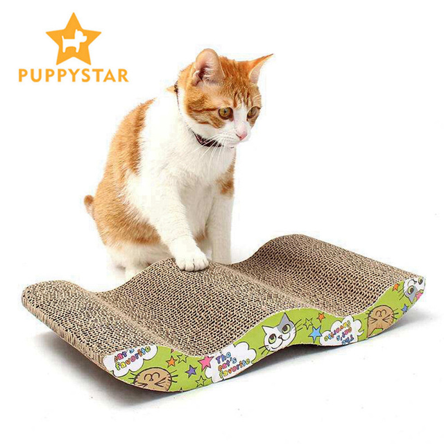 Cats Mint Scratching Pad Board Furnitures Cat Scratches Scratcher