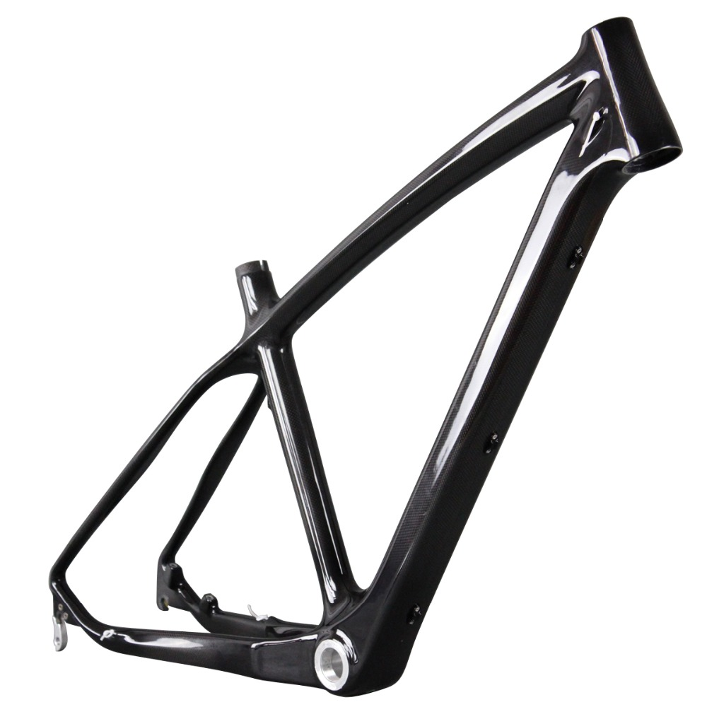 ICAN BIKES 2017 newest 29er mtb carbon frame ,142x12 thru axle and ...