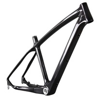 China Cheapest Mtb Frame Toray T700 Carbon Fiber 29er Mountain Bike Frame On Sale Bicycle Frames