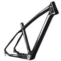 China Cheapest Mtb Frame Toray T700 Carbon Fiber 29er Mountain Bike Frame On Sale Bicycle Frames