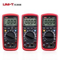UNI T UT139A UT139B UT139C True RMS Digital Multimeter With Auto Range AC DC Amp Volts