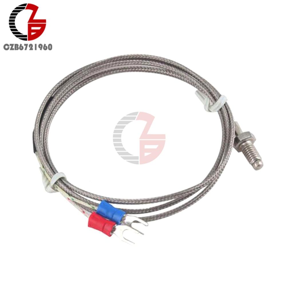 1 Mt 3.3ft K Typ Thermo Control Temperatur Controller 0-800c Sensor Sonde